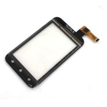 Mobile Touch screen Digitizer Glass Panel for Sony Xperia tipo ST21 ST21i Repairt Parts