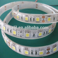 Top quality Waterproof 5050 led strip 60 leds RGB flexible 220v led strip