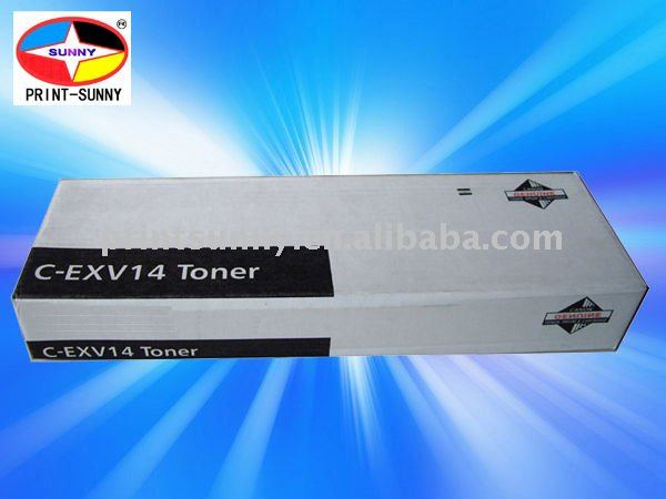 copier toner and spare parts for Canon GPR-10 Toner iR1210/1230/1270F/1310/1330/1370F/1510/1570F1610/1630/1670F