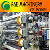 PP/PE/ABS/PMMA/PC/PS/HIPS Plastic Sheet Extrusion Line sheet/panel making machine, sheet production line