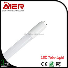 Long distance oem high luminance t8 led tube light