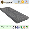 Composite wood plastic patio floors covers