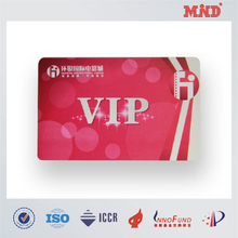 MDC0685 both side printable plastic 30mil PVC card for business