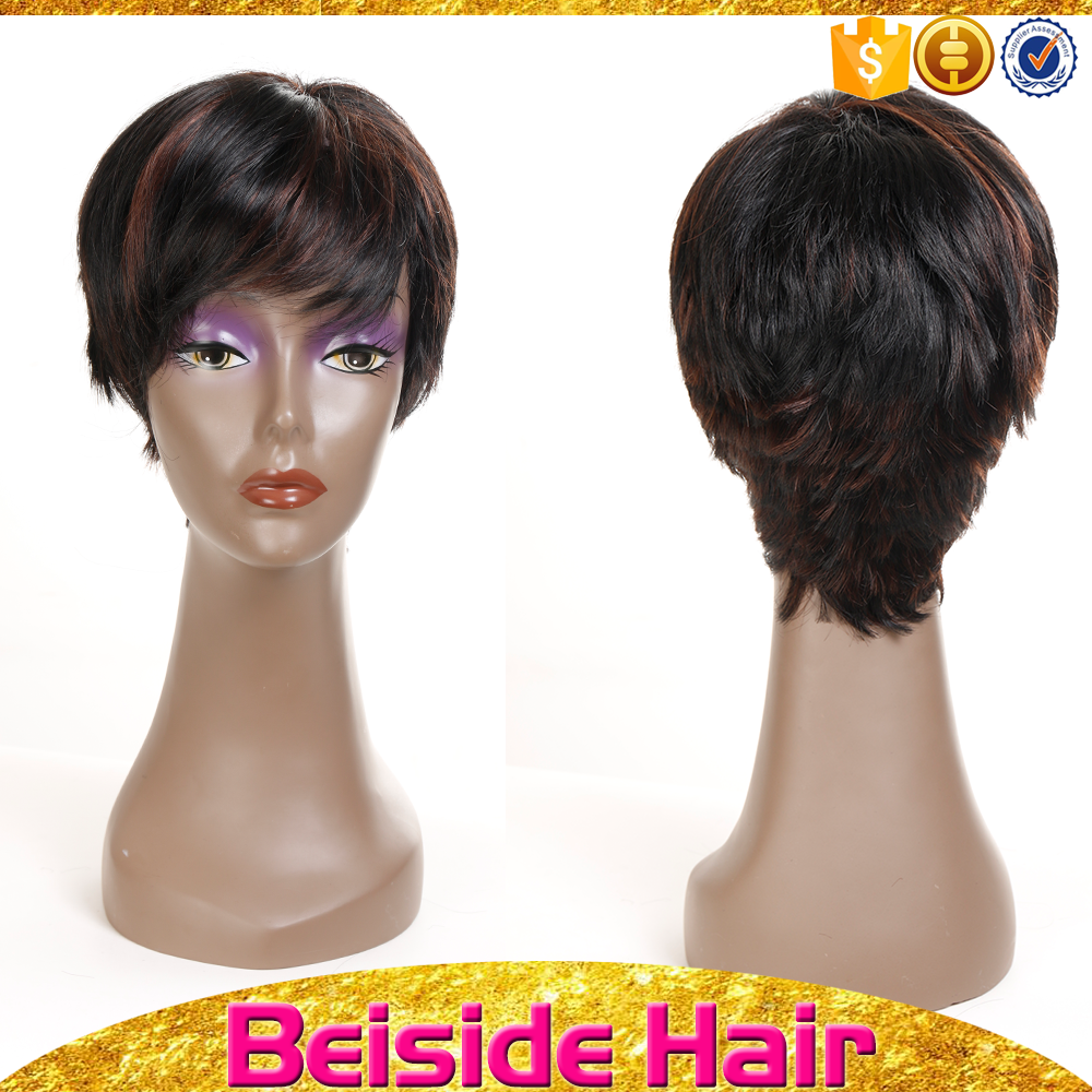 Hot selling synthetic lace front wig,best quality hair wig