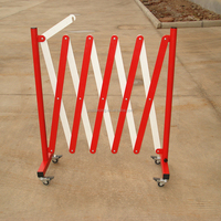 Portable Hand Safety Barrier Fence