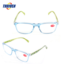 Latest Design Personal Optics Popular Fashion Reading Glasses Without Nose Pads