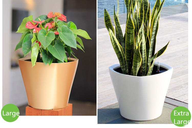 Alibaba China Recyclable Mini Indoor Plant Pot For Sale