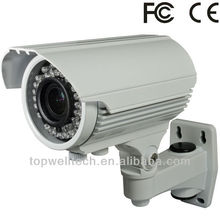 latest night vision hd 700tvl 0Lux CCTV 1/3inch Sony CCD Bullet camera cctv camera price india