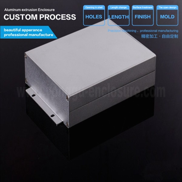 OEM custom Power Distribution Box aluminum enclosure shell/case/housing
