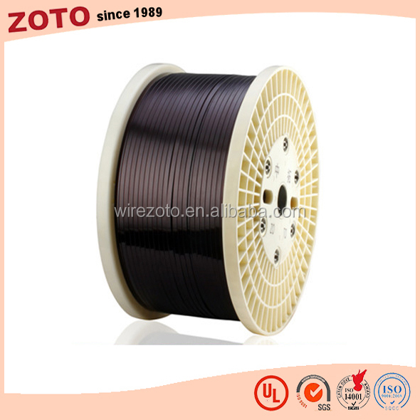 1500ton/month aluminium/copper Enameled rectangular winding wire