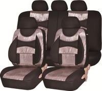 Jacquard Fabric breathableapplication fits almost all car seat covers