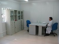 Hospital modular container DOCTOR OFFICE K9