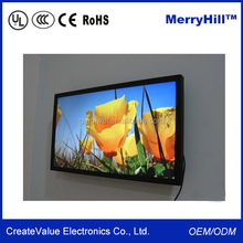 Metal Casing LCD Advertising Display 15/17/19/22/32/42/46 inch Flat Screen Full HD Monitor