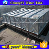 Hot Dipped Galvanizing Steel Water Tank/galvanized agriculture water tank/galvanized cube water tank