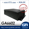 GA6602 - Mini ITX Computer Case Intel i5/i7 for POS System
