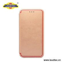 Premium Soft PU Leather Card Holder Slim Flip Protective Cover for iPhones