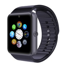 Wholesale GT08 <strong>Smart</strong> <strong>Watch</strong> For Android Phone With 0.3MP Camera Real Pedometer Sleep Monitor