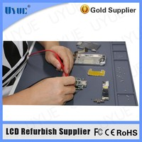 Factory Price Heat Insulation Desk Mat Maintenance Platform Bga Mobile Phone Repair Soldering Silicone Pad