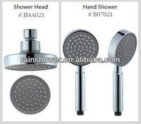 "2015 4"" head ball/rain hand shower"