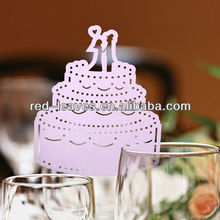 handmade birthday decorative Place cards, table card,card holder