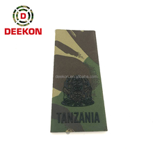 Tanzania Army Military Rank Badges Epaulettes Sale