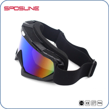High Quality Wraparound PC Motorcycle Riding Goggles