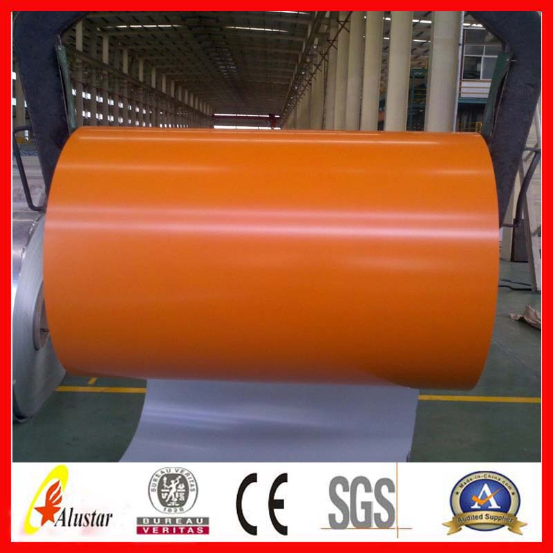 PPGI PPGL pvc film laminated steel sheet for corrugated roofing sheet