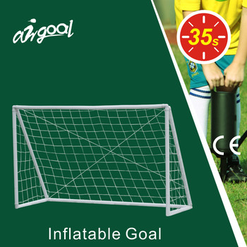 8`*5` Leisure AirGoal with diagonal support