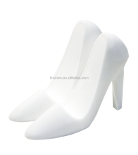 high-heel shoe cell phone holder, Silicone desktop mobile phone holder