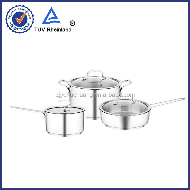 304 s/s cheap stockpot aluminum pot kitchen ware