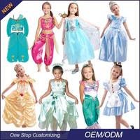 2016 new arrival high quality carnival fancy dress costume for china kids