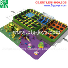 professional reasonable price biggest trampoline hot sale