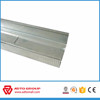 Metal Suspended Ceiling U Shaped Galvanized Steel Profile
