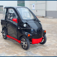 Mini Electric Vehicle For Transportation