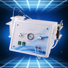 New Aquabrasion water peel skin care microdermabrasion machine/diamond microdermabrasion silk peelmachine/water jet peel oxygen