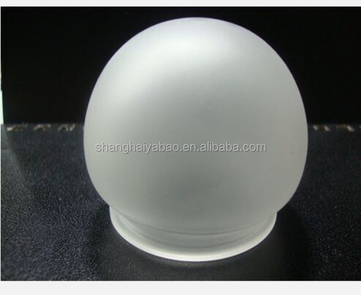 Light tempered glass lamp cover for sale