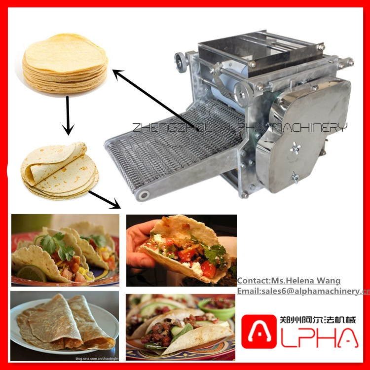 Hot sale tortilla machine/tortilla maker/corn tortilla flour tortilla machine for sale