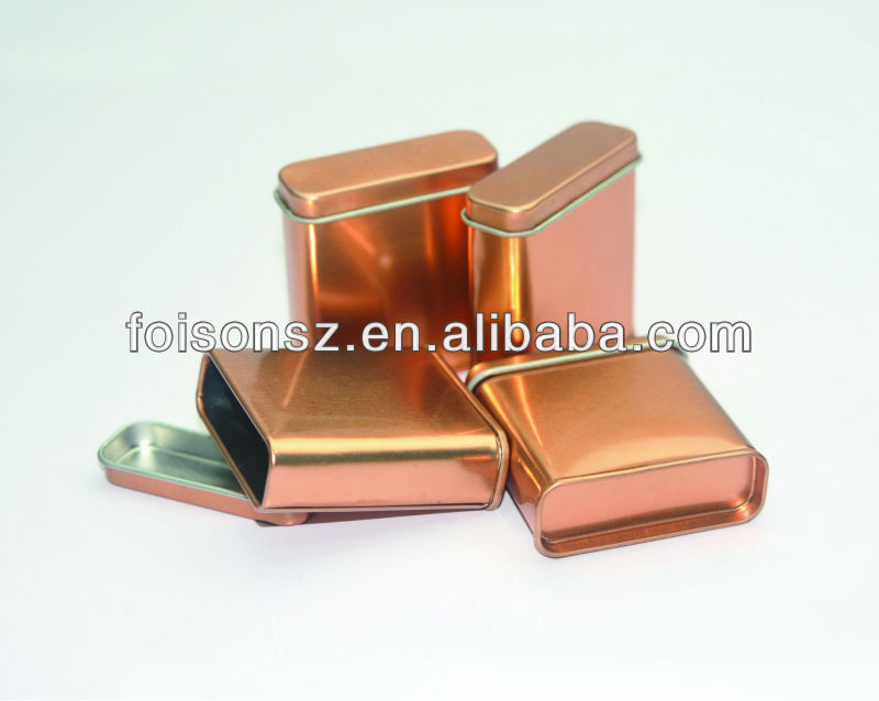 lighter metal box