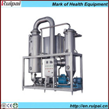 Best price milk wiped film evaporator