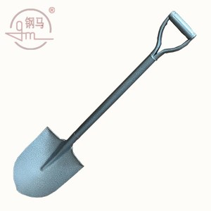construction shovel metal shovel with steel handle shovel for Agriculture S503MY