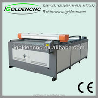 Hot sale cheap price metal , mdf, 260W stainless steel laser cutting machine price