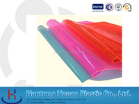 most popular pvc colorful sheets clear plastic pvc film roll for packing