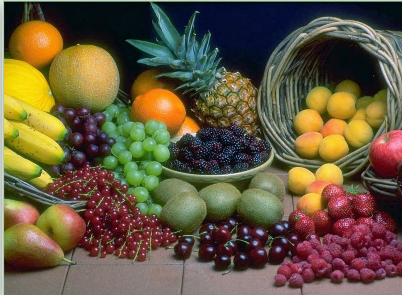 Seed sales of tropical fruits and local native plants