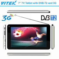 Android TV 7 inch 3G GPS Camera TV Tablet PC