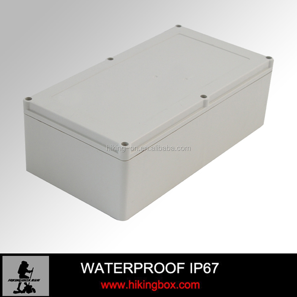 ABS plastic waterproof enclosure for ABS electronic circuit box