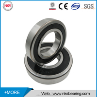 High precision bearings for agriculture 6203 2RS Deep groove ball bearing