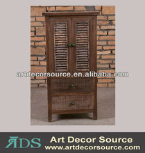 cabinet with drawers for home decoration