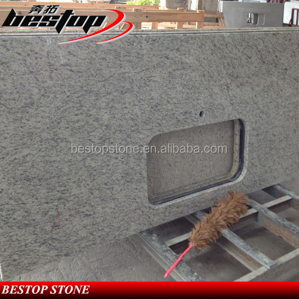 2016 Hot Sale Granite Countertop with Kitchen Sink Hole