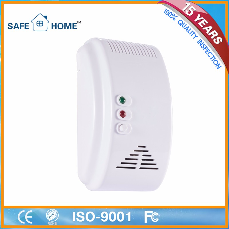 System Ceiling Mounted Home Methane Gas Detector Gas Alarm Gas Sensor CE