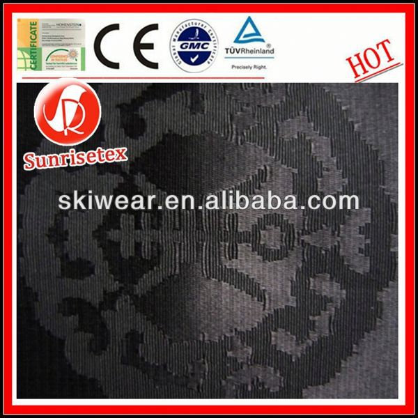 wholesale breathable viscose / polyester upholstery sofa fabric